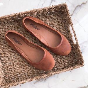 Lucky Brand Ballet Flats sz 7